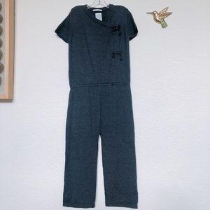 Zara Other - ZARA Kids knit Jumpsuit Girls 8